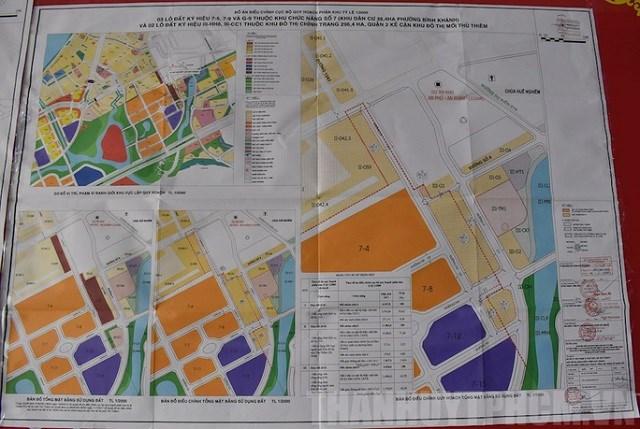 Điều chỉnh cục bộ Quy hoạch phân khu trong Khu đô thị mới Thủ Thiêm - Ảnh 1