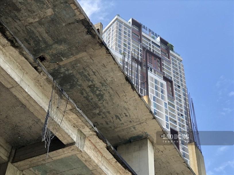 """Usilk City,Habico, Tokyo Tower: Những dự án chung cư nghìn tỉ """"chết yểu"""" giữa lòng Hà Nội - Ảnh 1"""
