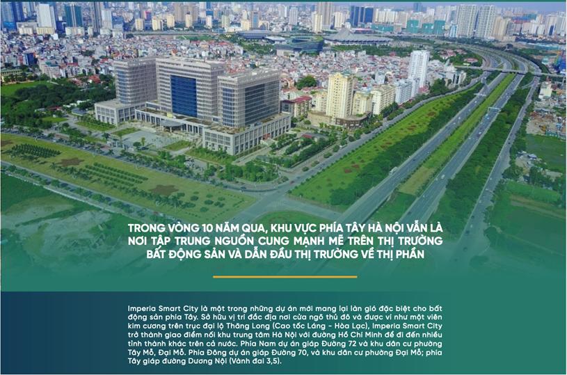 Imperia Smart City - Tọa độ vàng kết nối 'ngàn tiện ích' - Ảnh 2