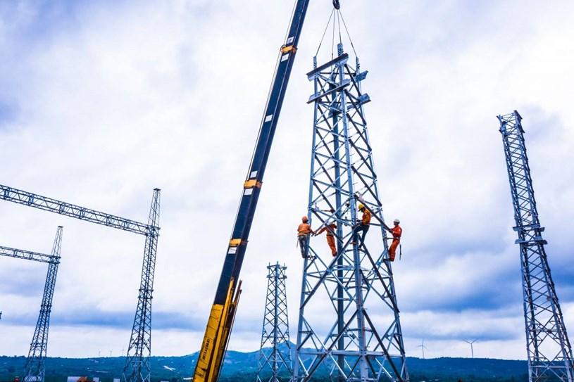 Nhà máy điện gió lớn nhất Việt Nam do Trung Nam Group đầu tư hiện đang có gì? - Ảnh 21