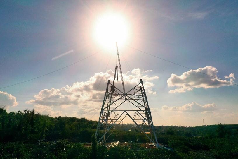 Nhà máy điện gió lớn nhất Việt Nam do Trung Nam Group đầu tư hiện đang có gì? - Ảnh 19