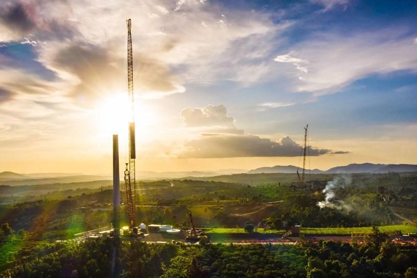 Nhà máy điện gió lớn nhất Việt Nam do Trung Nam Group đầu tư hiện đang có gì? - Ảnh 20