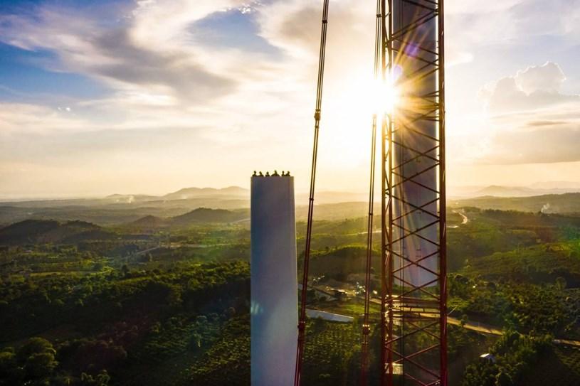 Nhà máy điện gió lớn nhất Việt Nam do Trung Nam Group đầu tư hiện đang có gì? - Ảnh 18