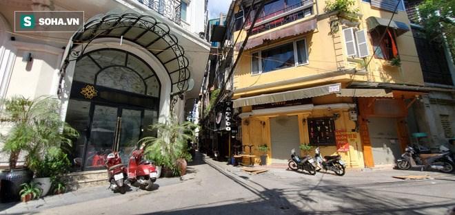 Khách sạn trênphố cổHà Nội đóng cửa hàng loạt.