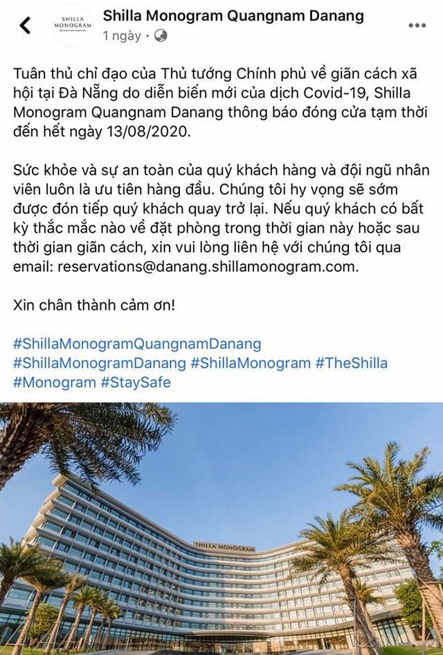 Khách sạn 5 sao ở Đà Nẵng gặp khó: Lần đầu chưa kịp khai trương thì Covid xuất hiện, vừa đón khách 1 tháng dịch lại bùng phát - Ảnh 2