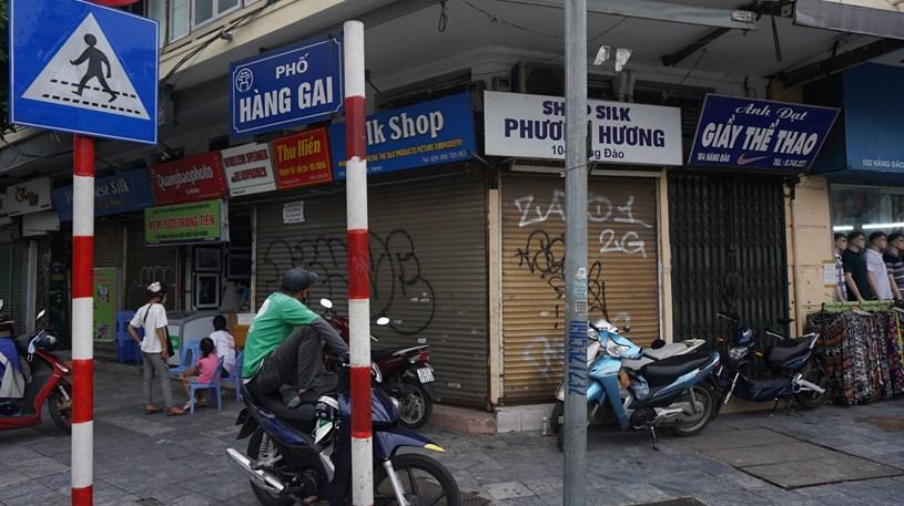"""Làn sóng trả mặt bằng lần 2 ở Hà Nội: Khi đất vàng cũng... """"bật khóc"""" - Ảnh 2"""