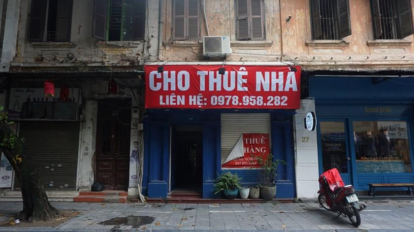 """Làn sóng trả mặt bằng lần 2 ở Hà Nội: Khi đất vàng cũng... """"bật khóc"""" - Ảnh 4"""