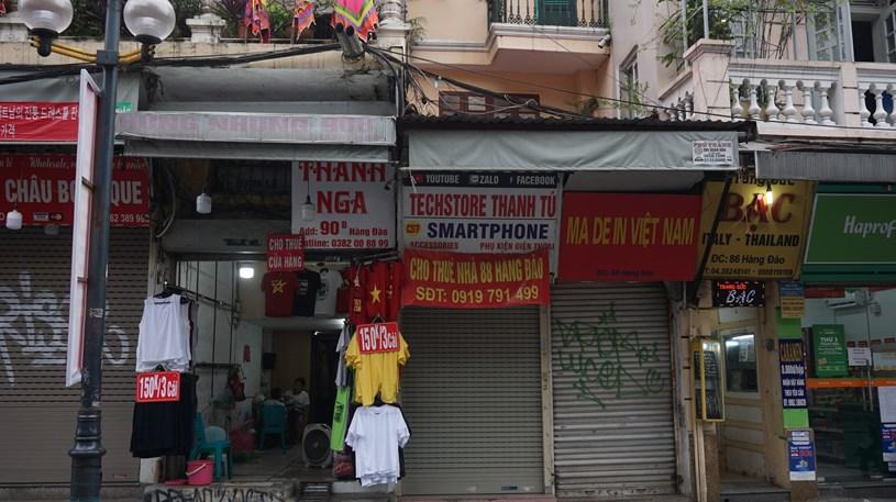 """Làn sóng trả mặt bằng lần 2 ở Hà Nội: Khi đất vàng cũng... """"bật khóc"""" - Ảnh 5"""