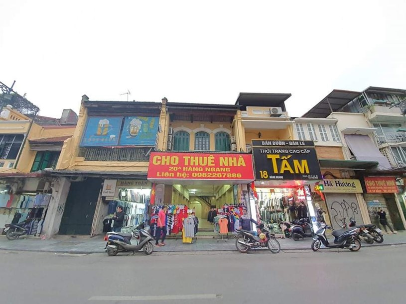 """Làn sóng trả mặt bằng lần 2 ở Hà Nội: Khi đất vàng cũng... """"bật khóc"""" - Ảnh 6"""