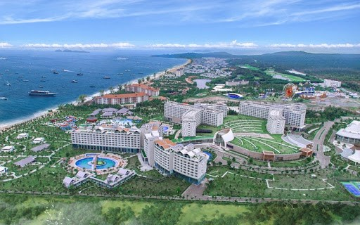 Đảo Ngọc hiện đang có nhiều dự án condotel như Condotel Grand World Phú Quốc, Condotel Movenpick Phú Quốc, Sun Premier Residences Phú Quốc,.... (Ảnh: bietthubienphuquoc.com.vn)