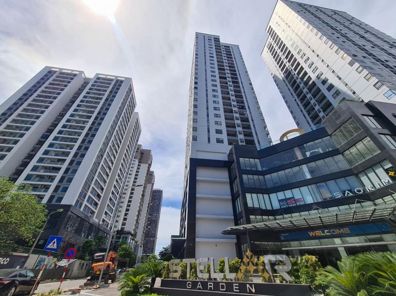 Nguồn cung căn hộ mới khan hiếm khiến giá nhà tăng cao. (ảnh Nguyễn Minh)