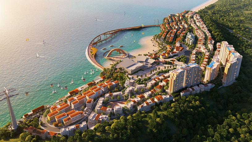 Địa ốc Nam Phú Quốc thu hút nhà đầu tư nhờ những công trình đẳng cấp và khả năng gia tăng giá trị bền vững