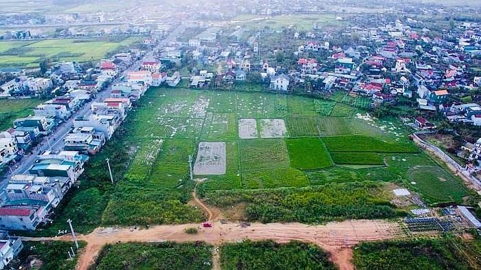 """Nhiều nhà đầu tư bất động sản ở Quảng Ngãi đang """"xin"""" tỉnh thu hồi lại dự án của mình."""
