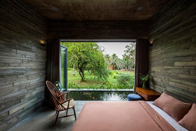 Giám đốc marketing về miền Tây xây biệt thự nhà vườn hệt như một ốc đảo riêng tư, có cả hồ cá Koi ngắm mà ghen tị - Ảnh 5