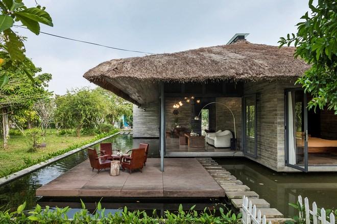 Giám đốc marketing về miền Tây xây biệt thự nhà vườn hệt như một ốc đảo riêng tư, có cả hồ cá Koi ngắm mà ghen tị - Ảnh 2