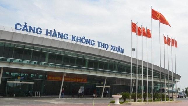 Hạ tầng Thanh Hóa đang được đầu tư mạnh mẽ, trong đó có tuyến đường từ thành phố Thanh Hóa đi sân bay Thọ Xuân sắp hoàn thiện (Nguồn ảnh: VOV)