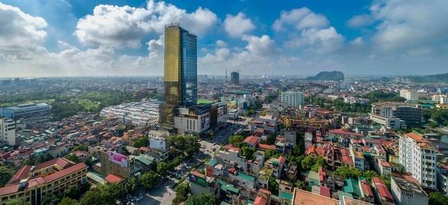 Nhiều nhà đầu tư hiện diện đã làm thay đổi diện mạo đô thị Thanh Hóa