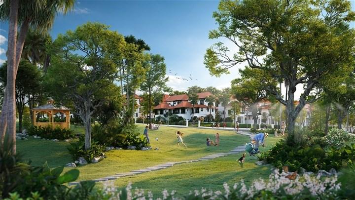 Mô hình wellness second home đã có mặt ở Phú Quốc với dự án Sun Tropical Village vừa ra mắt đầu tháng 9. (Ảnh minh họa)