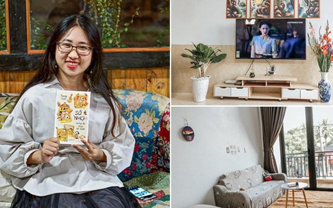 Cô gái 25 tuổi xây nhà mới cho bố mẹ: Làm 10 công việc một lúc, kiếm 400 triệu trong 3 tháng - Ảnh 1