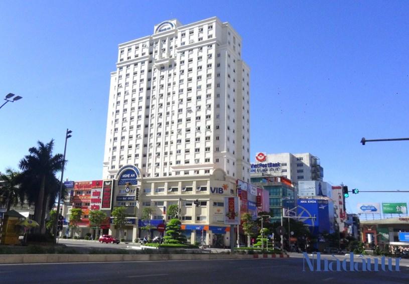 Một góc TP. Vinh, Nghệ An. Ảnh: Nhà đầu tư