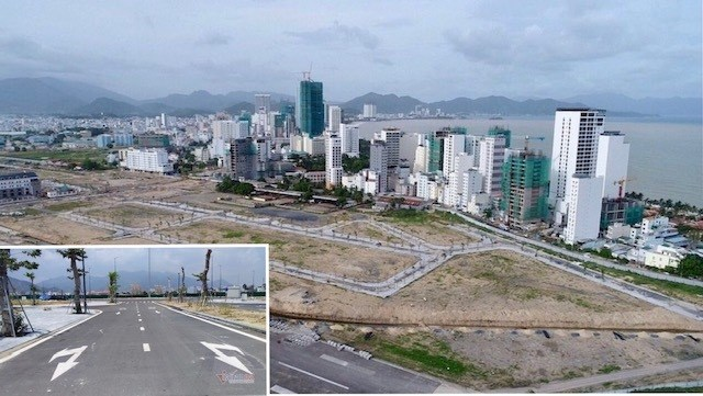 ù chưa có dự án, tỉnh Khánh Hòa vẫn giao phần lớn đất vàng tại sân bay Nha Trang cũ cho Công ty CP Tập đoàn Phúc Sơn không qua đấu giá.