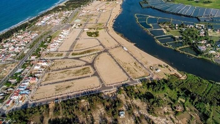Giá đất nền các KĐT lớn tại Đà Nẵng giảm mạnh (ảnh minh họa)