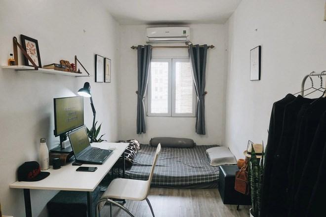 """8 màn cải tạo phòng trọ cho bạn thêm động lực decor, ở nhà thuê nhưng """"xịn"""" chẳng kém nhà riêng - Ảnh 14"""
