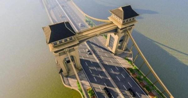 Cầu Trần Hưng Đạo 'phong cách Đông Dương chắp vá' - Ảnh 1