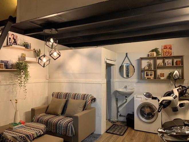 """8 màn cải tạo phòng trọ cho bạn thêm động lực decor, ở nhà thuê nhưng """"xịn"""" chẳng kém nhà riêng - Ảnh 13"""