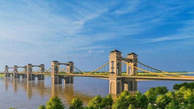 Cầu Trần Hưng Đạo 'phong cách Đông Dương chắp vá' - Ảnh 2