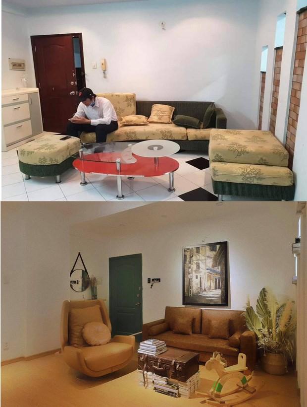 """8 màn cải tạo phòng trọ cho bạn thêm động lực decor, ở nhà thuê nhưng """"xịn"""" chẳng kém nhà riêng - Ảnh 5"""