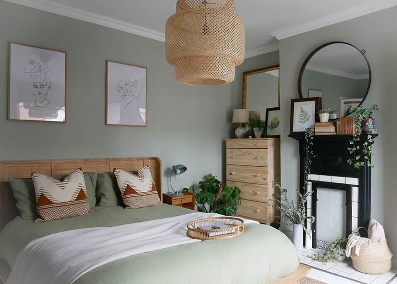 Kiến trúc sư tư vấn 6 giải pháp thiết kế cho phòng ngủ nhỏ, gợi ý loạt đồ nội thất giúp tận dụng từng centimet - Ảnh 10