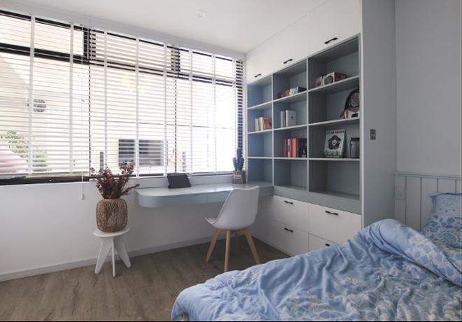 Kiến trúc sư tư vấn 6 giải pháp thiết kế cho phòng ngủ nhỏ, gợi ý loạt đồ nội thất giúp tận dụng từng centimet - Ảnh 8