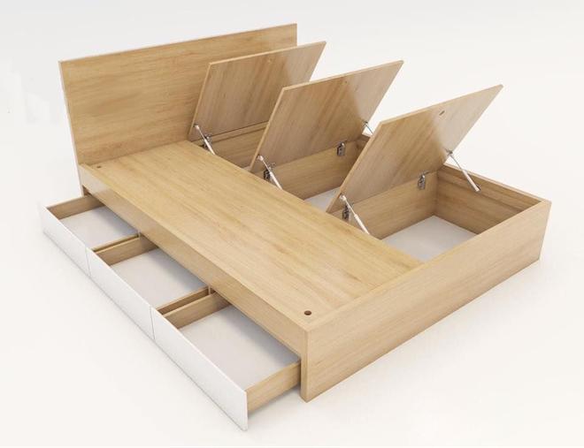 Kiến trúc sư tư vấn 6 giải pháp thiết kế cho phòng ngủ nhỏ, gợi ý loạt đồ nội thất giúp tận dụng từng centimet - Ảnh 3