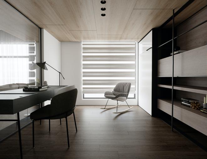 Kiến trúc sư tư vấn 6 giải pháp thiết kế cho phòng ngủ nhỏ, gợi ý loạt đồ nội thất giúp tận dụng từng centimet - Ảnh 5