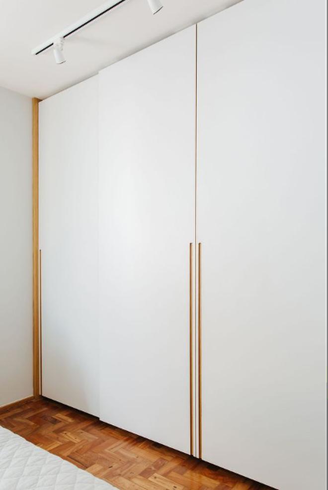 Kiến trúc sư tư vấn 6 giải pháp thiết kế cho phòng ngủ nhỏ, gợi ý loạt đồ nội thất giúp tận dụng từng centimet - Ảnh 7