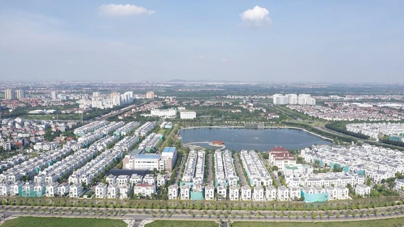 Triển khai dự án căn hộ hạng sang trong siêu đô thị quy mô lớn hàng đầu Hà Nội - Ảnh 2