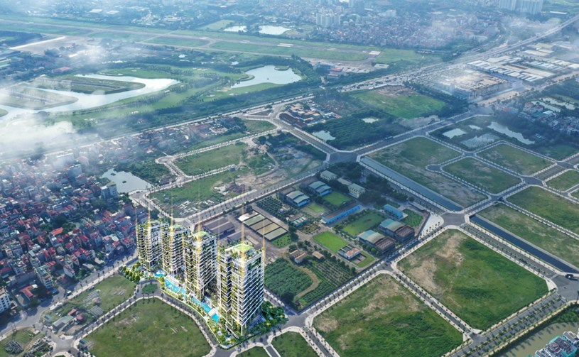 Triển khai dự án căn hộ hạng sang trong siêu đô thị quy mô lớn hàng đầu Hà Nội - Ảnh 3