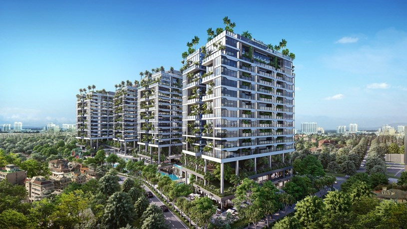Triển khai dự án căn hộ hạng sang trong siêu đô thị quy mô lớn hàng đầu Hà Nội - Ảnh 4