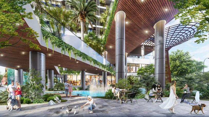 Triển khai dự án căn hộ hạng sang trong siêu đô thị quy mô lớn hàng đầu Hà Nội - Ảnh 5