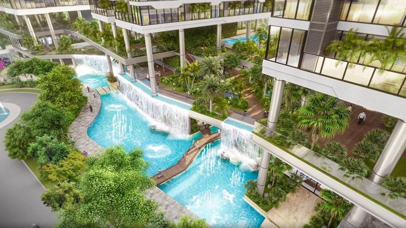 Triển khai dự án căn hộ hạng sang trong siêu đô thị quy mô lớn hàng đầu Hà Nội - Ảnh 6