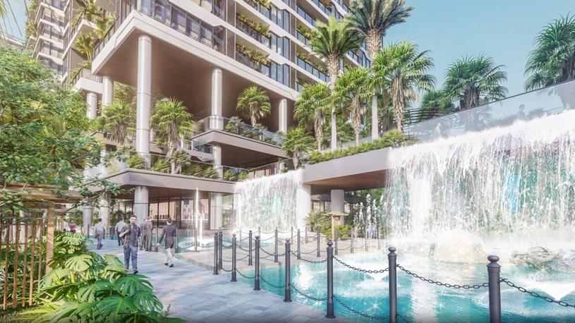 Triển khai dự án căn hộ hạng sang trong siêu đô thị quy mô lớn hàng đầu Hà Nội - Ảnh 7