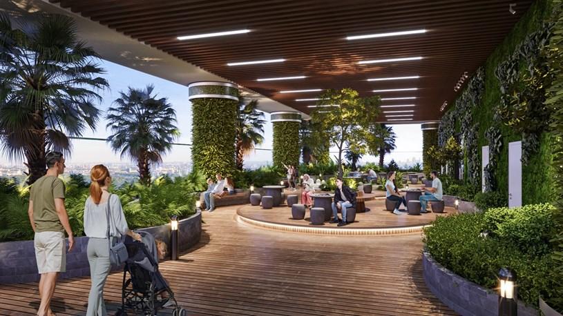 Triển khai dự án căn hộ hạng sang trong siêu đô thị quy mô lớn hàng đầu Hà Nội - Ảnh 8