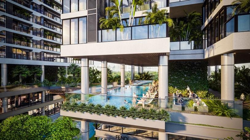 Triển khai dự án căn hộ hạng sang trong siêu đô thị quy mô lớn hàng đầu Hà Nội - Ảnh 9