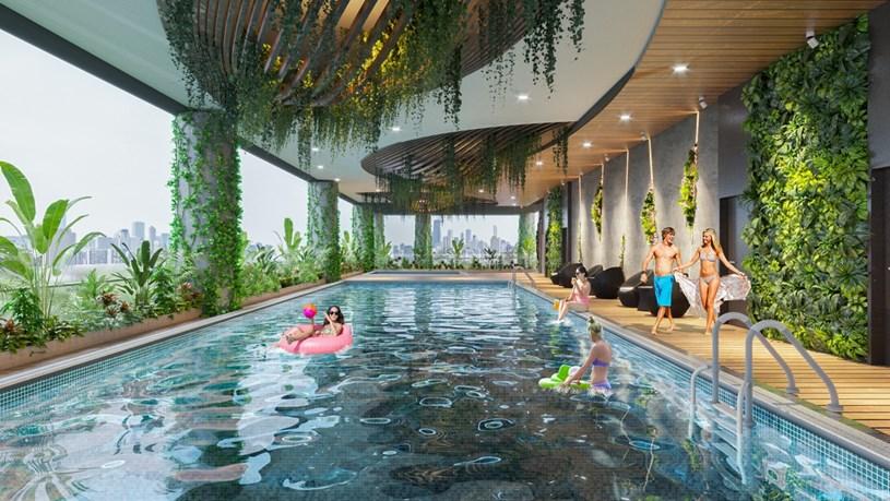 Triển khai dự án căn hộ hạng sang trong siêu đô thị quy mô lớn hàng đầu Hà Nội - Ảnh 10