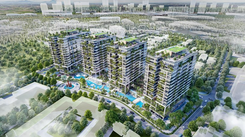 Triển khai dự án căn hộ hạng sang trong siêu đô thị quy mô lớn hàng đầu Hà Nội - Ảnh 13