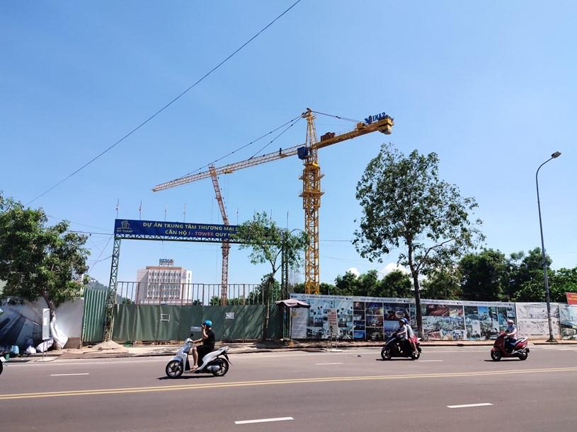 Cận cảnh những khu đất vàng Bình Định giao cho doanh nghiệp xây cao ốc - Ảnh 3