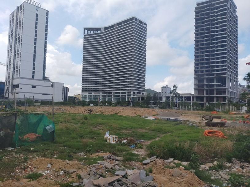 Cận cảnh những khu đất vàng Bình Định giao cho doanh nghiệp xây cao ốc - Ảnh 1
