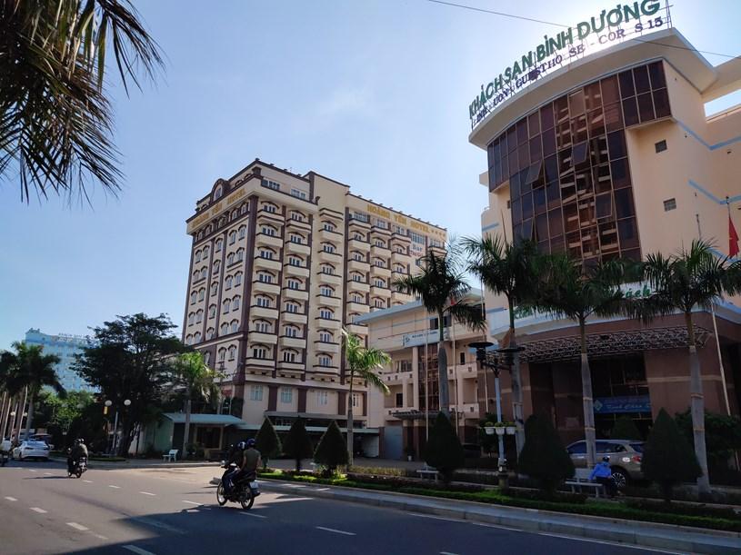 Cận cảnh những khu đất vàng Bình Định giao cho doanh nghiệp xây cao ốc - Ảnh 8