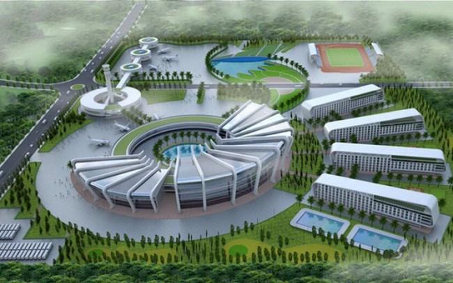 Một dự án do FLC làm chủ đầu tư ở Quảng Ninh.